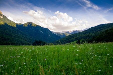 Valley of Heroes, Tjentište , Bosnia and Herzegovina