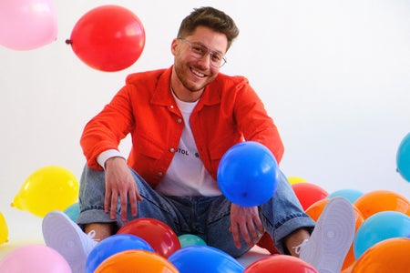 Jordy, Jordy Music, Balloons,