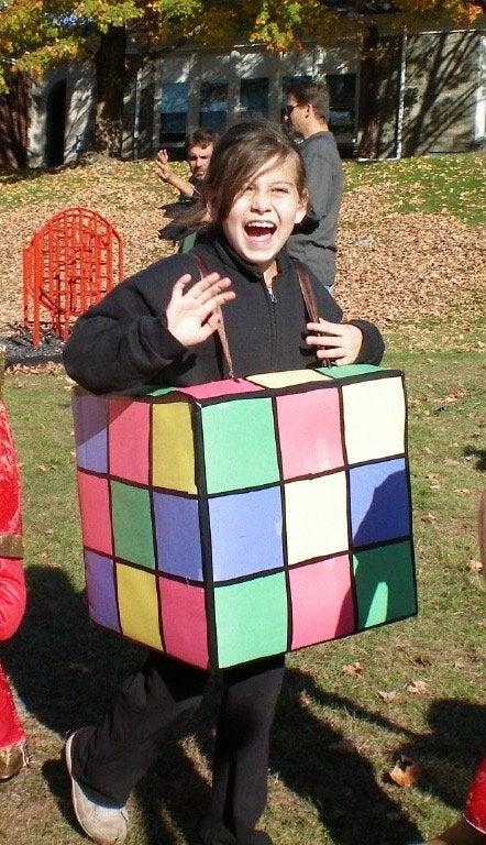Rubix Cube Wave