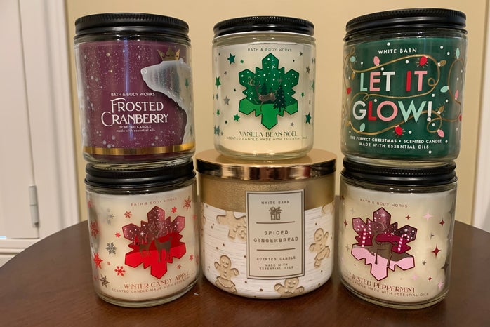 Christmas Candles & Soaps
