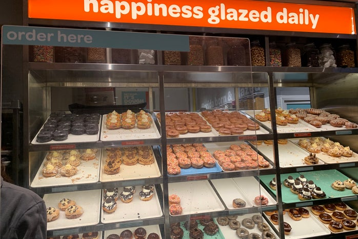 Keila, donut shop 5