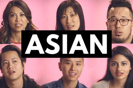 "Thumbnail from SoulPancake's video ""ASIAN"" from their How You See Me series"