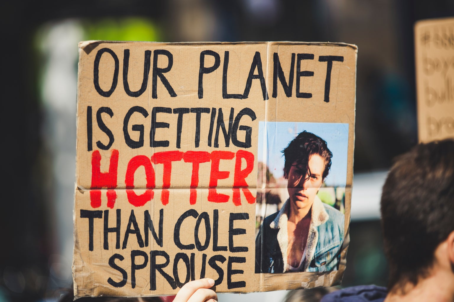 ""\""""Our planet is getting hotter than Cole Sprouse""""""1536|1024|?|en|2|4fac7b61311287ed1dfbfda4fffd6757|False|UNLIKELY|0.3129934072494507