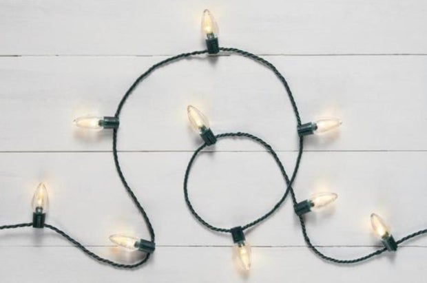 LED Warm White Super Bright String Lights