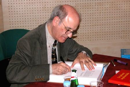 Cartoonist Quino