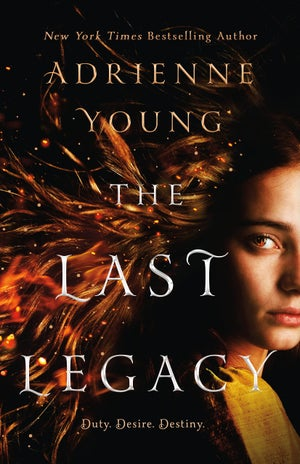 The Last Legacy book cover