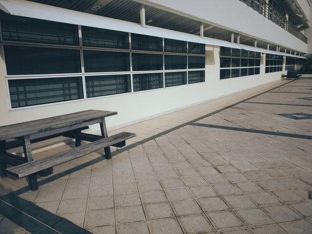 NTU rooftop