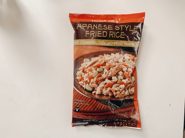 trader joes fried rice