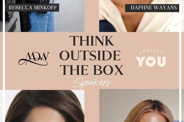 Think Outside The Box Agenda