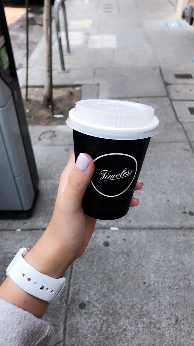 Coffee in Berkeley