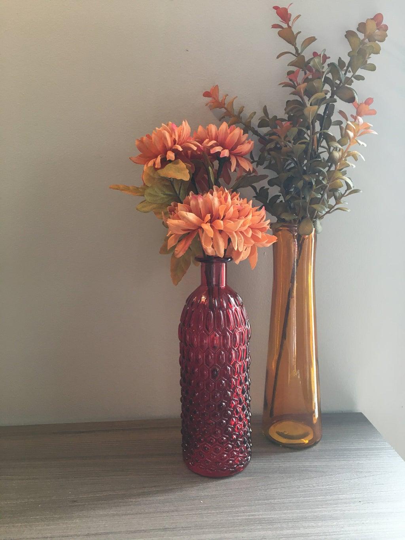 fall flower decor
