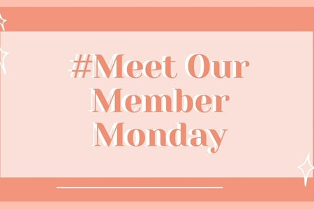 member monday header image