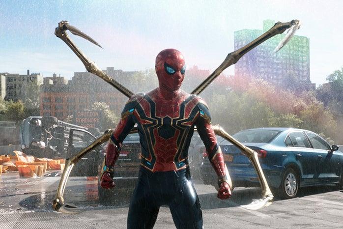 Spider-Man in No Way Home Film