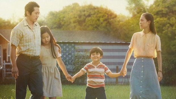 Still from the film 'Minari'