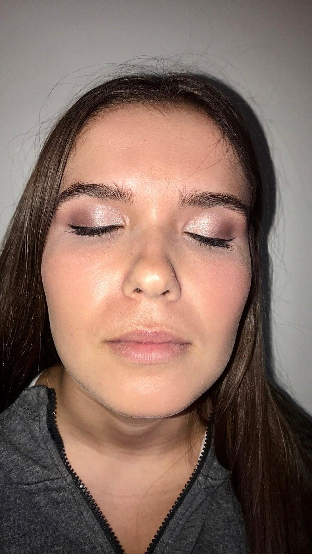 makeup look 1