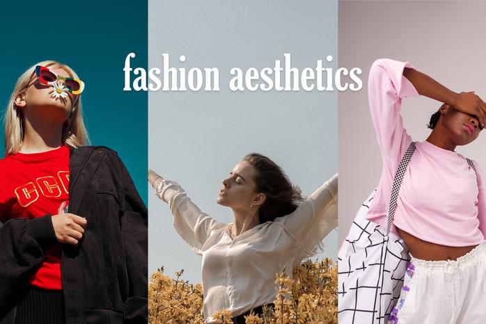 fashion aesthetics hero image