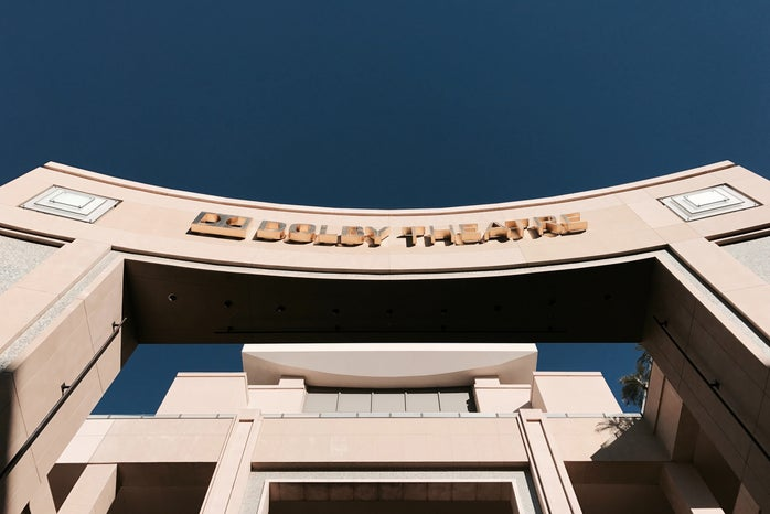 Dolby Theatre Home of the Academy Awards