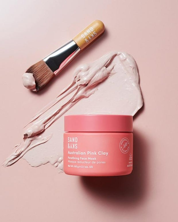 Sand & Sky Pink Australian Clay Mask