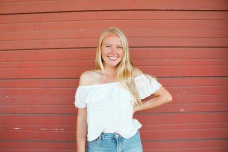 Hannah Profile Solo Shot