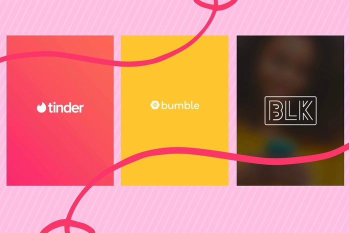 Dating apps, bumble, tinder