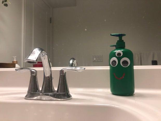 Monster Soap