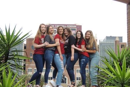FSU alumni group photo